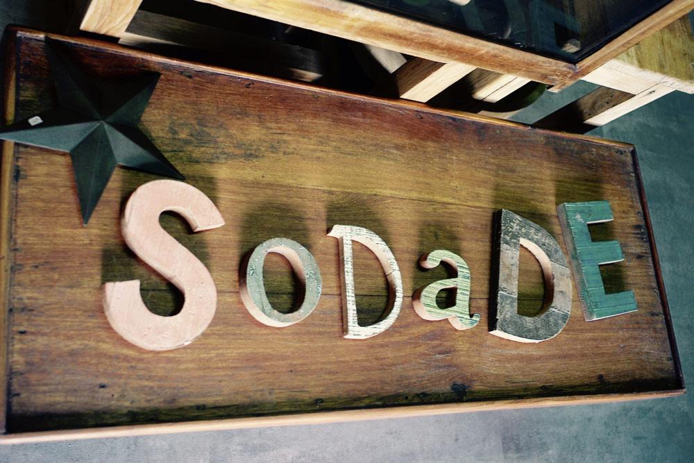 Sodade: la boutique de Sophie