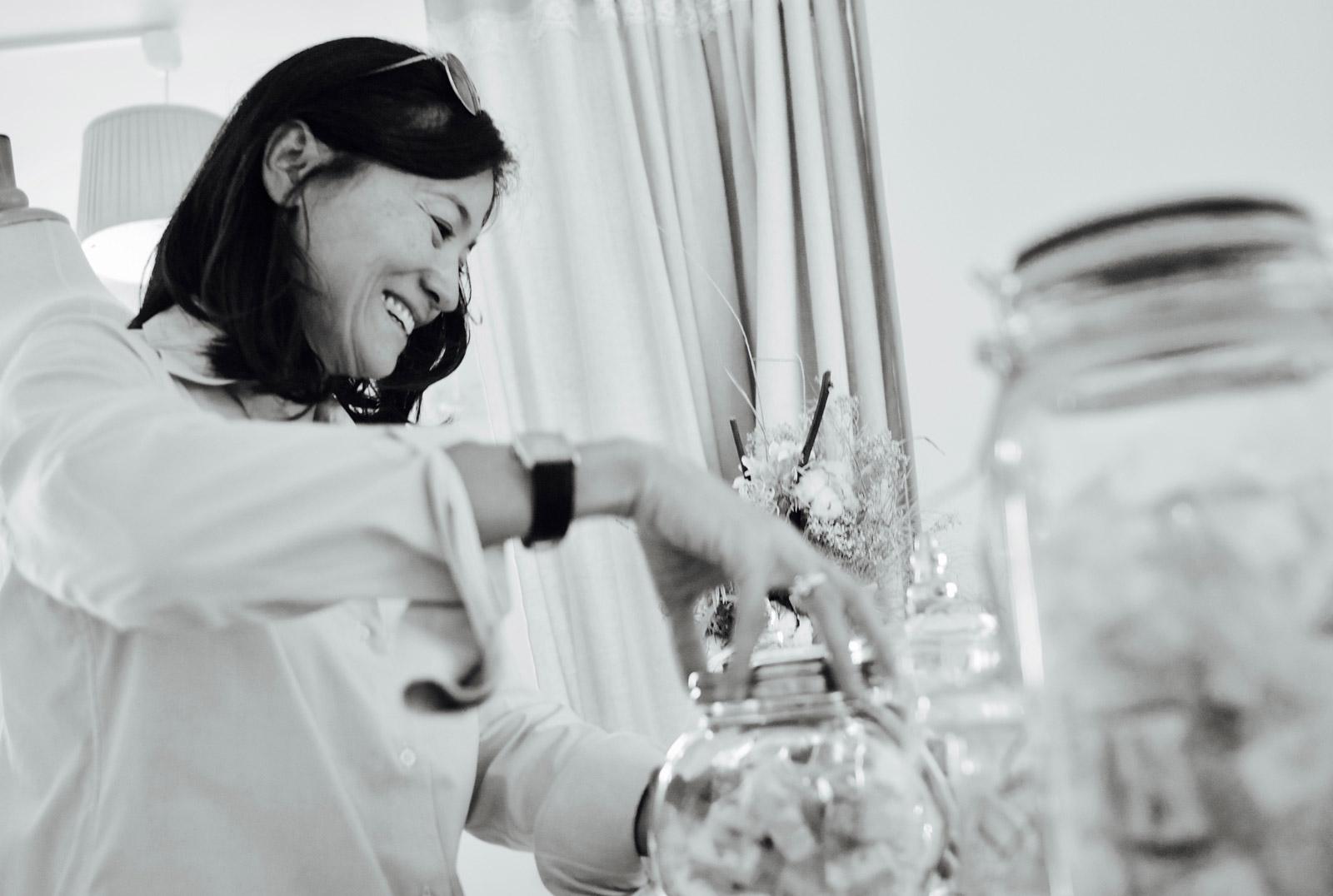Avec les nougats de Sandrine… La vie plus douce - Sandrine Lam